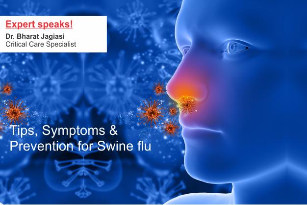 Tips, Symptoms & Prevention for Swine flu